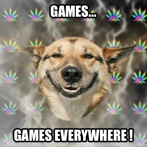 Games everywhere