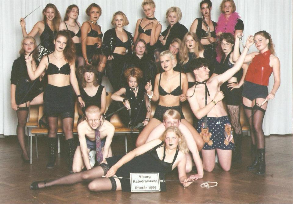 WTF classe de 1996