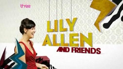 LilyAllen&Friends