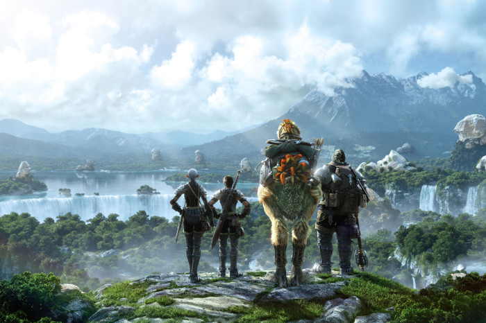 Les frissons de Final Fantasy XIV