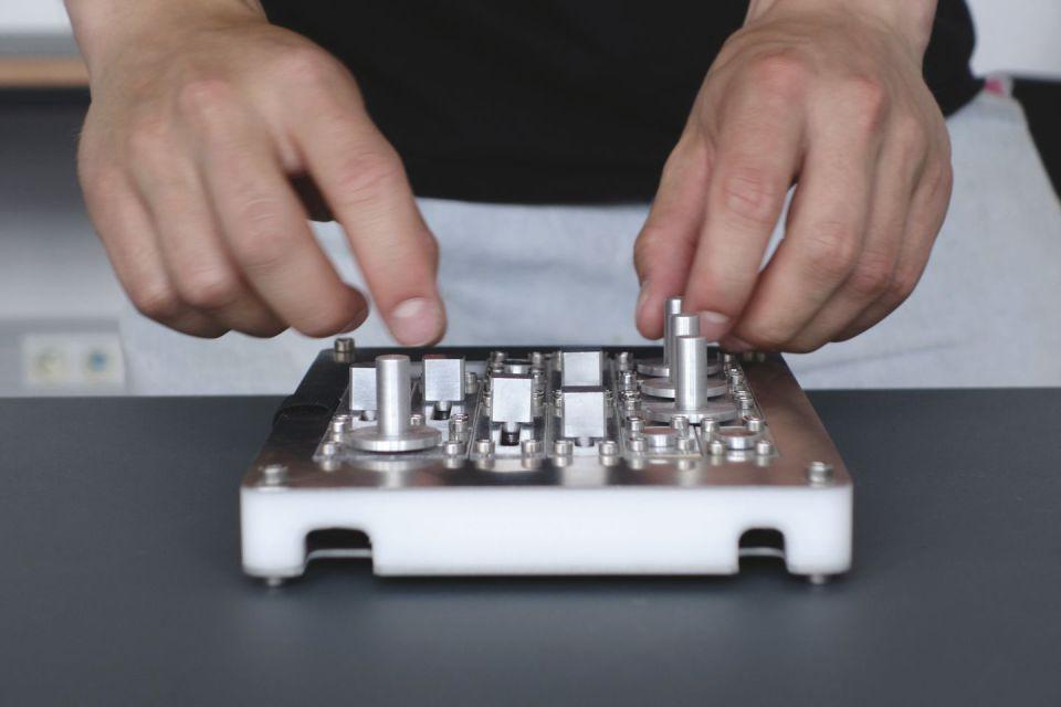 Et l'iPad devient un Lego pour musiciens