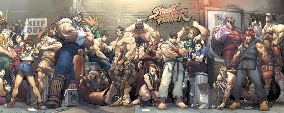 Street Fighter – Le documentaire